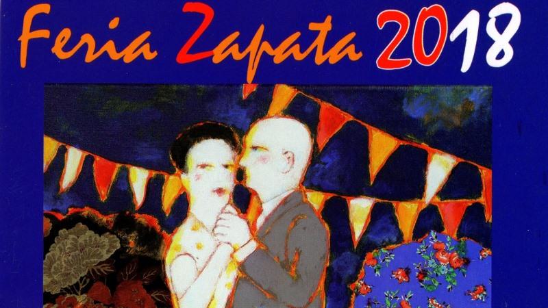 Zapata Programa Ilustra De Fiestas Diazdel Las El Asunción La 43RALj5